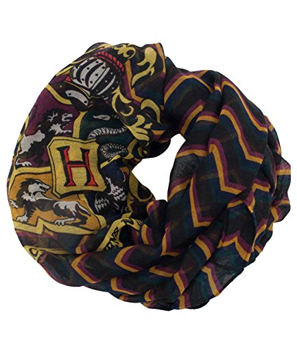 [elope Harry Potter Hogwarts Infinity Scarf] (Harry Potter Halloween Costumes Hermione)
