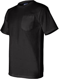 product image for Bayside - Union-Made Short Sleeve T-Shirt with a Pocket - 3015