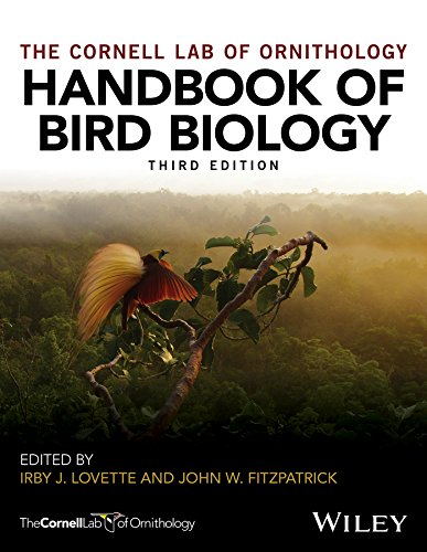 Handbook of Bird Biology (Cornell Lab of Ornithology) by Wiley-Blackwell