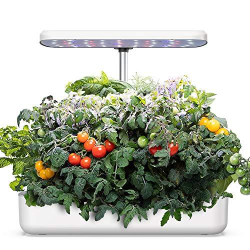 Blaward-Hydroponics-Growing-System-Indoor-Herb-Garden-Starter-Kit-with-LED-Grow-Light-Smart-Garden-Planter-Germination-Kit-for-Home-Kitchen-Gardening-Height-Adjustable-10-Pots