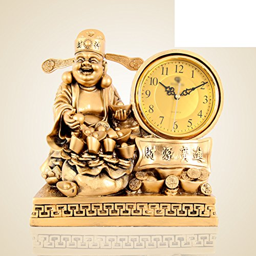 Maitreya Lucky Clock Living Room Feng Shui Boutique Bells