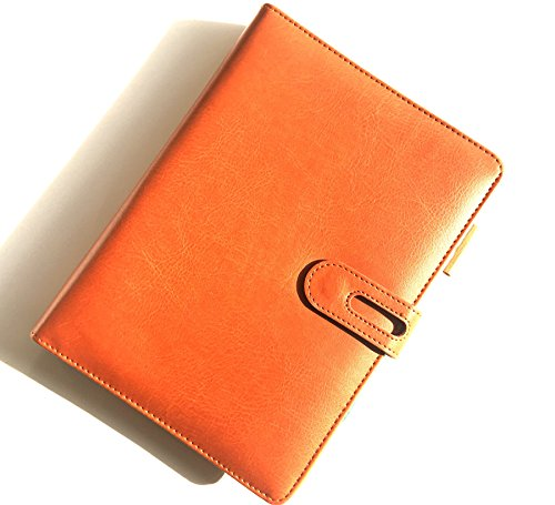 Timemorry Spiral Leather Notebook Sheets