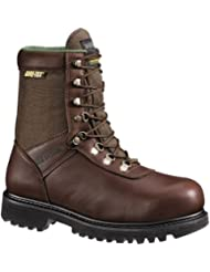Wolverine Big Horn Insulated Waterproof Steel-Toe 8 Hunting Boot