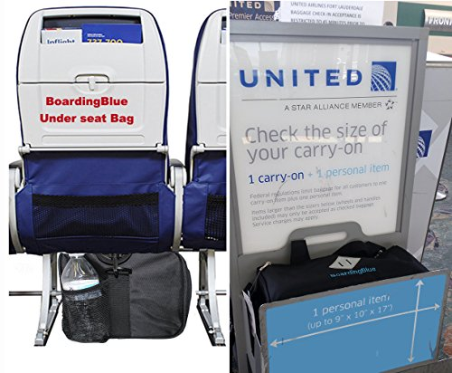 Boardingblue New United Airlines Rolling Free Personal