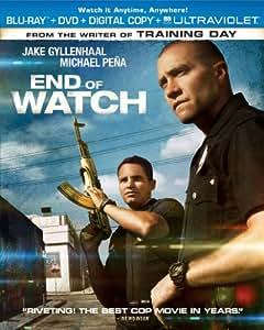 End of Watch (Blu-ray + DVD + Digital Copy + UltraViolet)