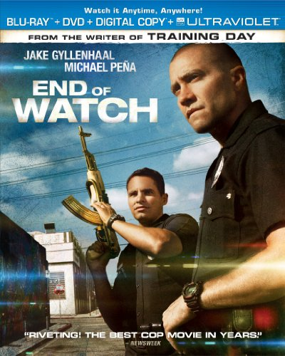 End of Watch (Blu-ray + DVD + Digital Copy + UltraViolet)