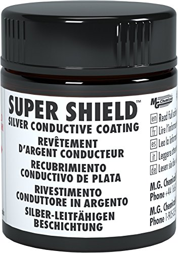 M.G. Chemicals Silver Print (Conductive Paint)