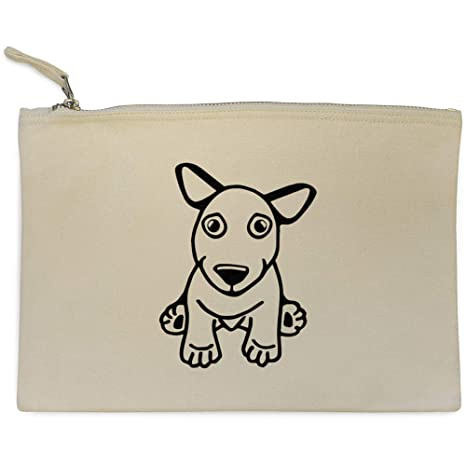 Azeeda Lindo Cachorro Bolso de Embrague / Accesorios Case (CL00005067)