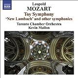 toy symphony - Mozart, L.: Toy Symphony / Symphony in G Major,