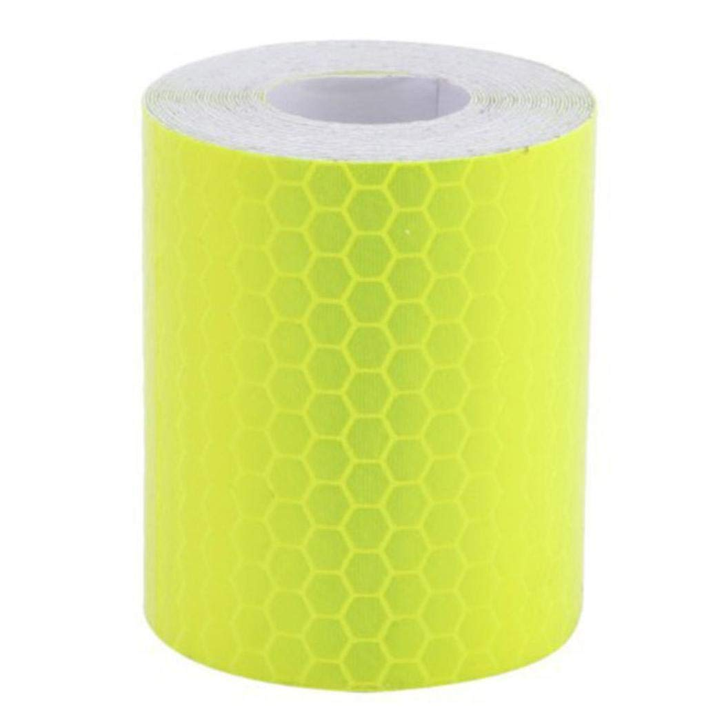 Foshin Durable Adhesive Tape Safety Reflective Stickers Bike Decoration Accessories