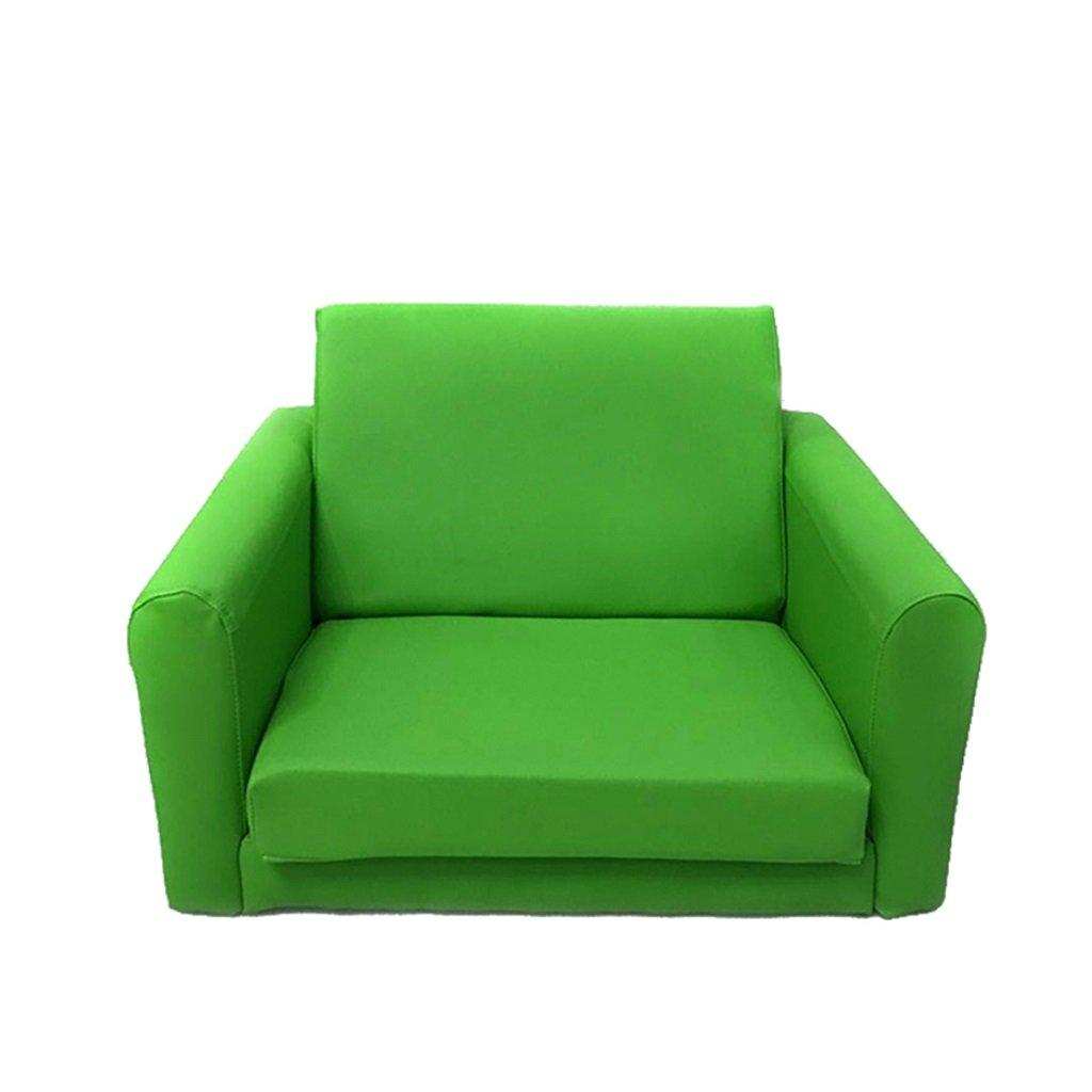 C ALUK- small stool Kindersitz bequem Multifunktions-Klappsofa Cute Sessel Farbe schön Kindergarten Hocker Komfortabel und leicht Kreatives Geburtstagsgeschenk