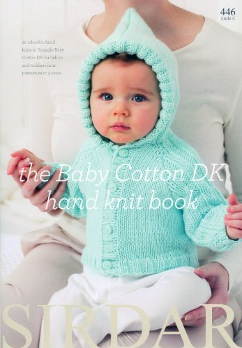 The Baby Cotton DK Hand Knit Book by Sirdar - ()
