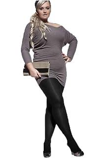 et grande opaque Vêtements taille Collant Adrian uni 5x06ZwYnq