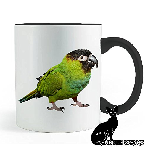 et Bird - Coffee and Tea Mug (Nanday Conure)
