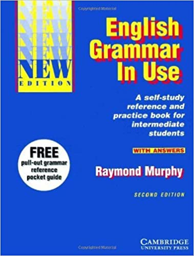 English Grammar in Use With Answers: Reference and Practice for ...