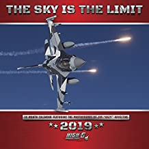 The Sky is the Limit 2019 Wall Calendar