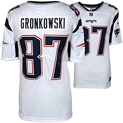 Rob Gronkowski Jersey - Nike Limited