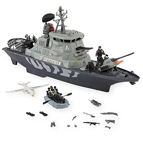 True Heroes Sentinel 1 TH 358-A Battleship