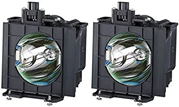 Replacement ET-LAD40 Bulb Cartridge for Panasonic PT D4000U Projector Lamp
