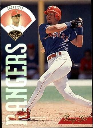 Amazoncom 1995 Leaf Baseball Card 253 Enji Gil Near Mintmint