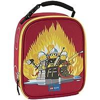 LEGO Unisex City Fire Lunch Bag Deals