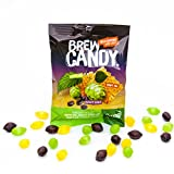 BREW CANDY - Made in USA (Hoppy IPA + Roasty Stout + Honey Ale) - Great Gift for Beer Drinkers and Candy Lovers - Perfect for the Man Cave, Brewery, Office, or Home