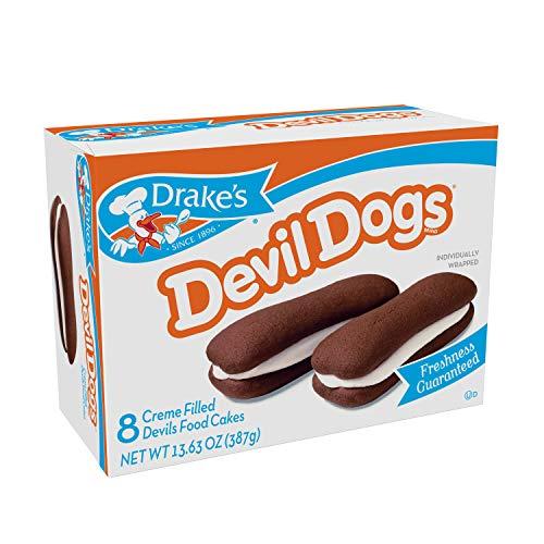 - Drake's Devil Dogs, 13.63 oz, 8 Count