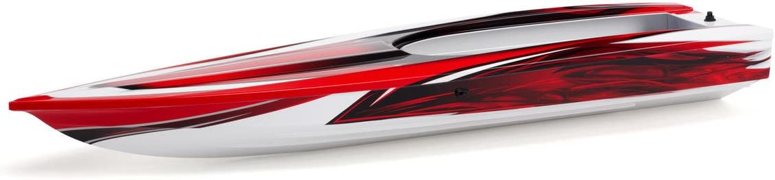 Traxxas 5714X Spartan Hull, Red Graphics 51iA8glssELSL1200_