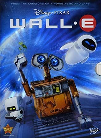 Amazon.com: Wall-E (Single-Disc Edition): Ben Burtt, Elissa Knight, Jeff Garlin, Fred Willard, Macintalk, John Ratzenberger, Kathy Najimy, Sigourney Weaver, Andrew Stanton, Original Story By Andrew Stanton And Pete Docter, Screenplay By Andrew