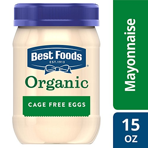 Best Foods Organic Mayonnaise, Original, 15 oz (Best Foods Organic Mayonnaise Ingredients)