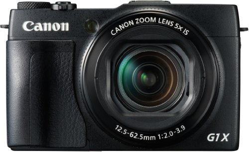 Canon Powershot G1X MARK II ( 15 MP,5 x Optical Zoom,3 -inch LCD ) by Canon