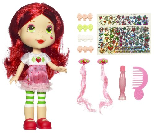 (Strawberry Shortcake Sweet Surprise Doll)