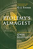 Image of Ptolemy's Almagest