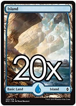 Battle 4 Zendikar 20X MTG Magic the Gathering Basic Land Mountain Full Art