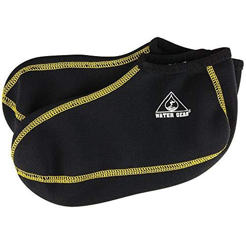 - Water Gear Fin Socks, Small (Yellow Stitching)