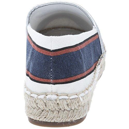 On Karl Captain Navy Lagerfeld Slip Zapatos Mujer rCqrtSw