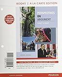 Perspectives on Argument, Books a la Carte Edition, Wood, Nancy V., 0205238475