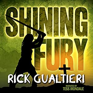 Shining Fury Audiobook