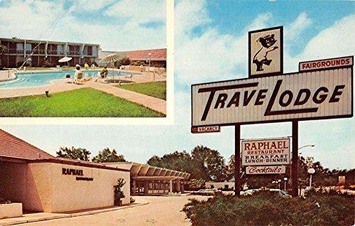 monterey-california-travelodge-multiview-vintage-postcard-k37297