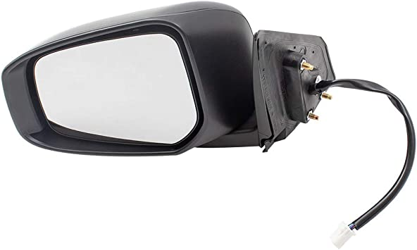 New Passengers Power Side View Mirror Heated Signal for 15-17 Mitsubishi Lancer