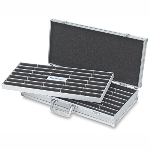 Richeson Roz Box 2 With 2 Pastel Trays
