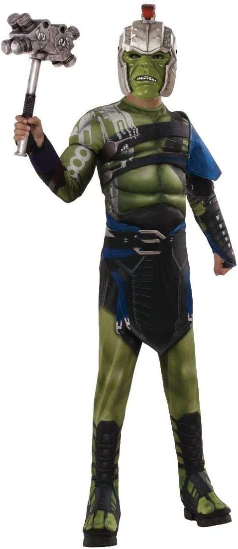 Rubies - Disfraz infantil de Hulk de Thor Ragnarok, producto ...