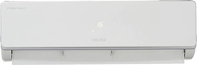 Voltas 1.5 Ton Hot and Cold Split AC  Copper 18H SZS White  Air Conditioners