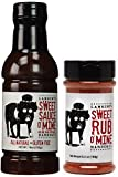 Lambert's Sweet Swine O'Mine Original Barbeque Sauce and Rub Competition Bundle