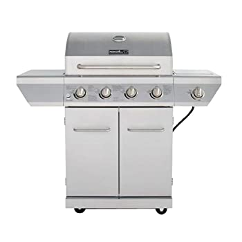 NEXGRILL 4-Burner 644sq. in Gas Grill