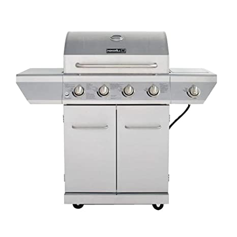 Nexgrill 60.000 BTU 4-burner acero inoxidable propano ...
