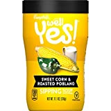 #8: Well Yes! Sipping Soup, Sweet Corn & Roasted Poblano, 11.1 oz. (Pack of 8)