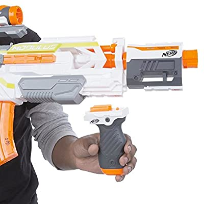 Nerf N-Strike Modulus ECS-10 Blaster ( Exclusive): Toys & Games