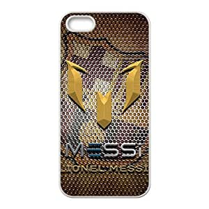 Happy Lionel Messi Cell Phone Case for Iphone 5s