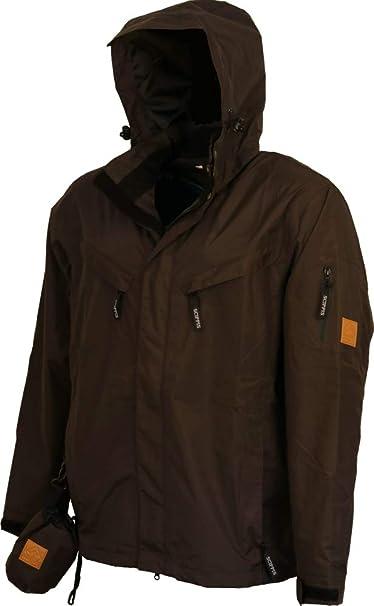 quality design d1431 3fd7f Scippis - Giacca Impermeabile - Uomo: Amazon.it: Abbigliamento